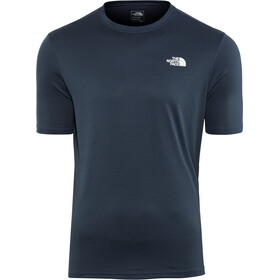 The North Face Flex II SS Shirt Herrer, urban navy/tnf white
